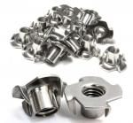 Stainless Steel 304 A2-70 SUS 304 Pronged Tee Nuts 7/16 Inch