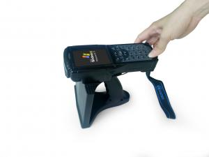China Bar code handheld terminal for long range reading on sale