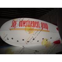 China Customized LED Lighting Airship Balloons Helium With 540x1080 DPI Printing on sale