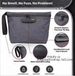 Smell Proof Bag Premium Odor Proof Container/Carbon Lined Pouch Locks In Scents And Smelly Odor Great For Home Or Travel