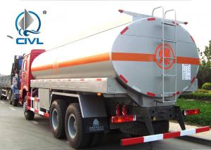 China Chemical Liquid Tanker Truck 5000 L - 7000 L With Stainless Steel Or Carbon Steel Pump Pto Pipe on sale