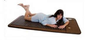 China Infrared Mattress  Tourmaline Mattress  For Disease Prevention , Pain Management on sale