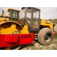 China Used DYNAPAC CA30D Road Roller USED Vibratory Compactor DYNAPAC Compactor FOR SALE on sale