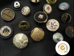 Decorative metal Whoelsae shank snap button for jeans, jeans accessories cover tack manufacturer snap button