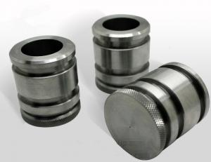 China Zinc-plating Internal Cylindrical Grinding Parts for Automation Equipment Parts on sale