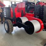 SA-QY90 ADSS OPGW Cable Pulling 9Ton Power Line Stringing Equipment