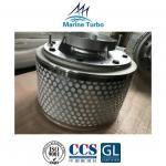 T-TCR12 Marine Turbocharger Parts Silencer
