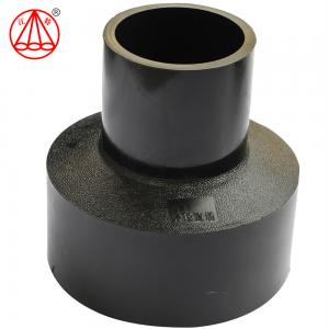 China PE Sdr11 Hdpe Drainage Pipe  , Hdpe Pipe Fittings 20mm-1200mm ISO4427 on sale