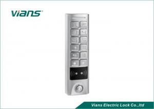 China Rectangle Single Door Access Controller Standalone Keypad Access Control EM / HID Card on sale