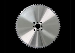 China non ferrous cold Metal Cutting circular saw blade / cermet tip Steel Saw Blade on sale