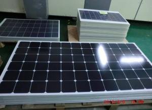 China 230 Watt Solar Panels For Sale With Anodized Aluminum Alloy Frame From Solar Companies on sale