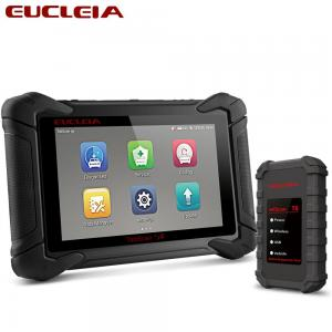 China EUCLEIA S8 OBD2 Automotive Scanner obdII Car Diagnostic Scanner Universal Support Manufacturer J2534 Programming Auto Sc on sale