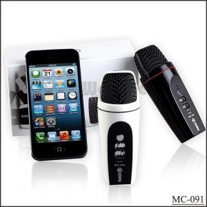 China Hifier M-091 Singing Song Microphone For Mobile Phone/Computer Recording Special Condenser on sale