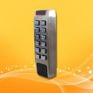 China Popular Wiegand Proximity Reader , Password Proximity Access Control System on sale