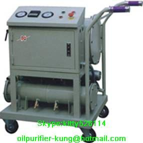 China Fuel  oil purifier No heating oil recylcing filter TYB-50 on sale