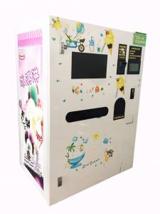 China Self-service Automatic Ice Cream Vending Machine,Self Service Automatic Ice Cream Vending Machine Supplier,Automatic Sma on sale