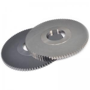 China Tungsten Carbide Slitting Saw 24 Teeth 31.75x12.7x0.5 Cemented Cutting Blade With Teeth on sale