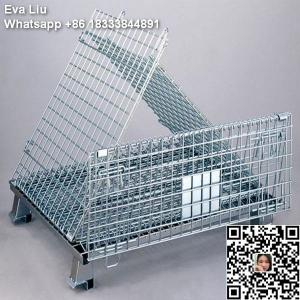 China large metal storage cage for sale on sale