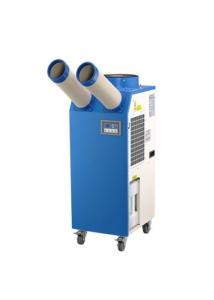 China Flexible Industrial Portable Air Conditioner With Fully Enclosed Rotary Compressor on sale