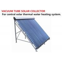 China Stable Evacuated Tube Solar Collector , Evacuated Heat Pipe Solar Collector on sale