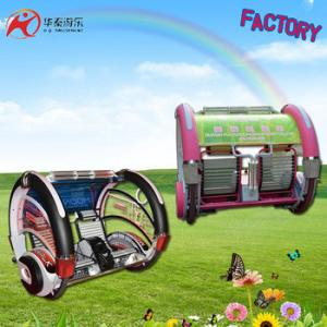 China 2018 new game machine popular and durable battery le bar car indoor/outdoor le bar car games balance happy car for sale on sale