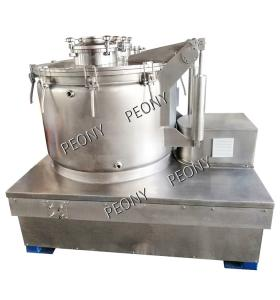 China Hemp Oil Extraction Top Discharge Centrifuge /  Cold Ethanol Extraction Equipment on sale