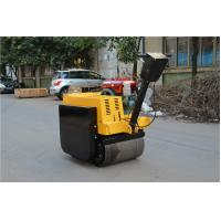 China road roller machine Small double drum roller Small Vibratory Tamping Roller tandem road roller for sale on sale