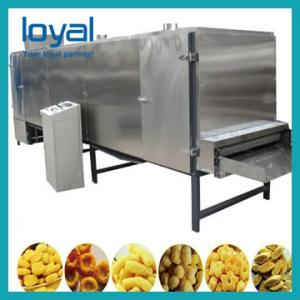 China Cheetos Machine / Niknaks / Fried Kurkure Snack Food Making Machine on sale