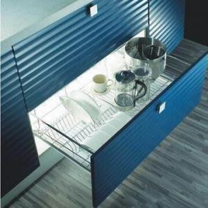 Kitchen Cabinet Organizer Storage Multi Purpose Drawer Wire Basket Made Of Iron Or Stainless Steel