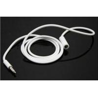 China 3.5 mm Male to Female Stereo Audio Extension Cable for iPhone 4 M43 on sale
