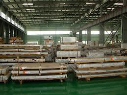China SUS304 stainless steel sheet price on sale