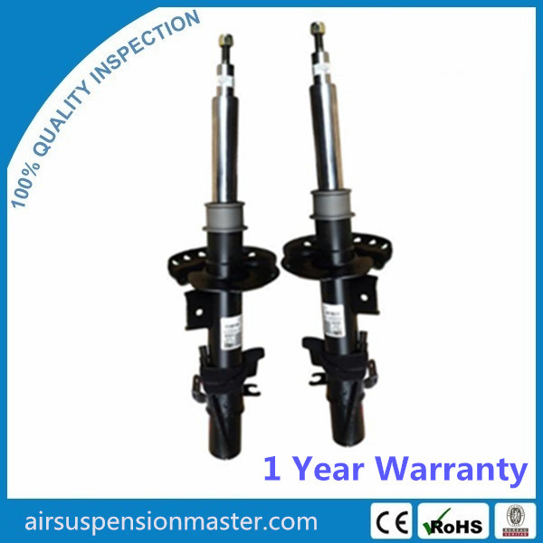 One Pair Front Left /& Right Shock Absorber With Adaptive Damping for Land Range Rover Evoque 2012-2016 OEM Quality One Year Warranty