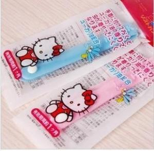 China Hello Kitty mosquito repellent bracelet, mosquito repellent stickers on sale