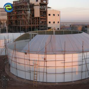 China 200 000 Gallon Bolted Steel Liquid Storage Tanks For Water Storage on sale