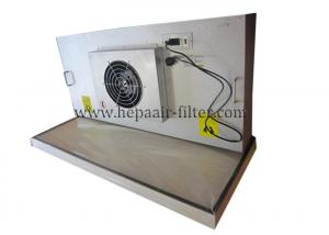 China High Efficiency Low Noise Ceiling Fan Filters Unit FFU For Cleanroom on sale
