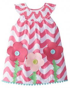 China girl -baby  sleevless dress and panties ,infant dress set ,7-12month on sale