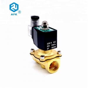 China Brass Lpg Gas Shut Off Valve , 0~1Mpa Lpg Flow Control Valve CE Certification on sale