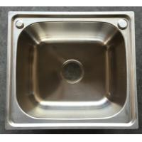 China square stainless steel kitchen sink WY-4642 on sale