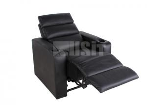 China Custom 700mm Luxury Electric Recliner Chair , Electric Lounge Chair Gravity Mechanism on sale