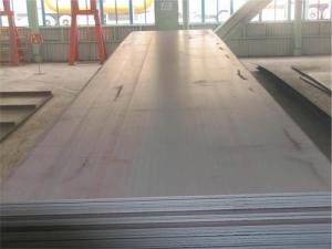 China Wear resistant steel plate on sale