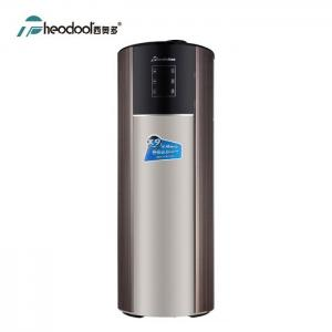 China Theodoor WiFi Air Source Heat Pump Water Heater With Solar Coil And CE Certification on sale