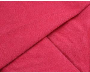 China Brushed Soft Polyester Fleece Fabric 0.5mm-5mm Pile For Garment on sale