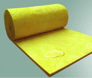 China Good Quality glass wool blanket insulation on sale