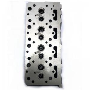 China Auto Engine V1702 Cylinder Head 15422-03044 For Excavator Spare Parts Kubota cyliner head on sale
