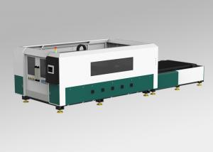 China Stable Fiber Laser Cutting Equipment , Steel Plate Laser Cutting Machine High Performance on sale