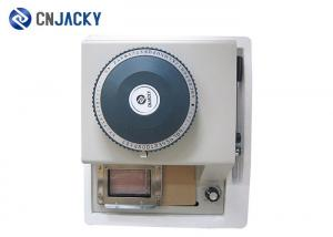 China CNJ-2000 PVC Card Embossing Machine For Credit Card / Visa Card / Membership Card on sale