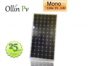 China Monocrystalline PV Panels Solar Power Solar Panels High Efficiency Energy Conversion on sale