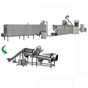 China Floating Fish Feed Extruder Machine poultry feed line on sale