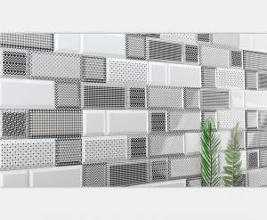 100x300 Mm Gray Ceramic Tile Natural