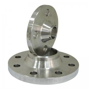 China Alloy Steel Plate Type WNR Forged Threaded Flange 3/4 Inch on sale